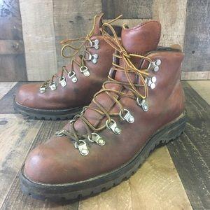 DANNER 3052 Vtg Mountain Hiking Boots Men's 11d